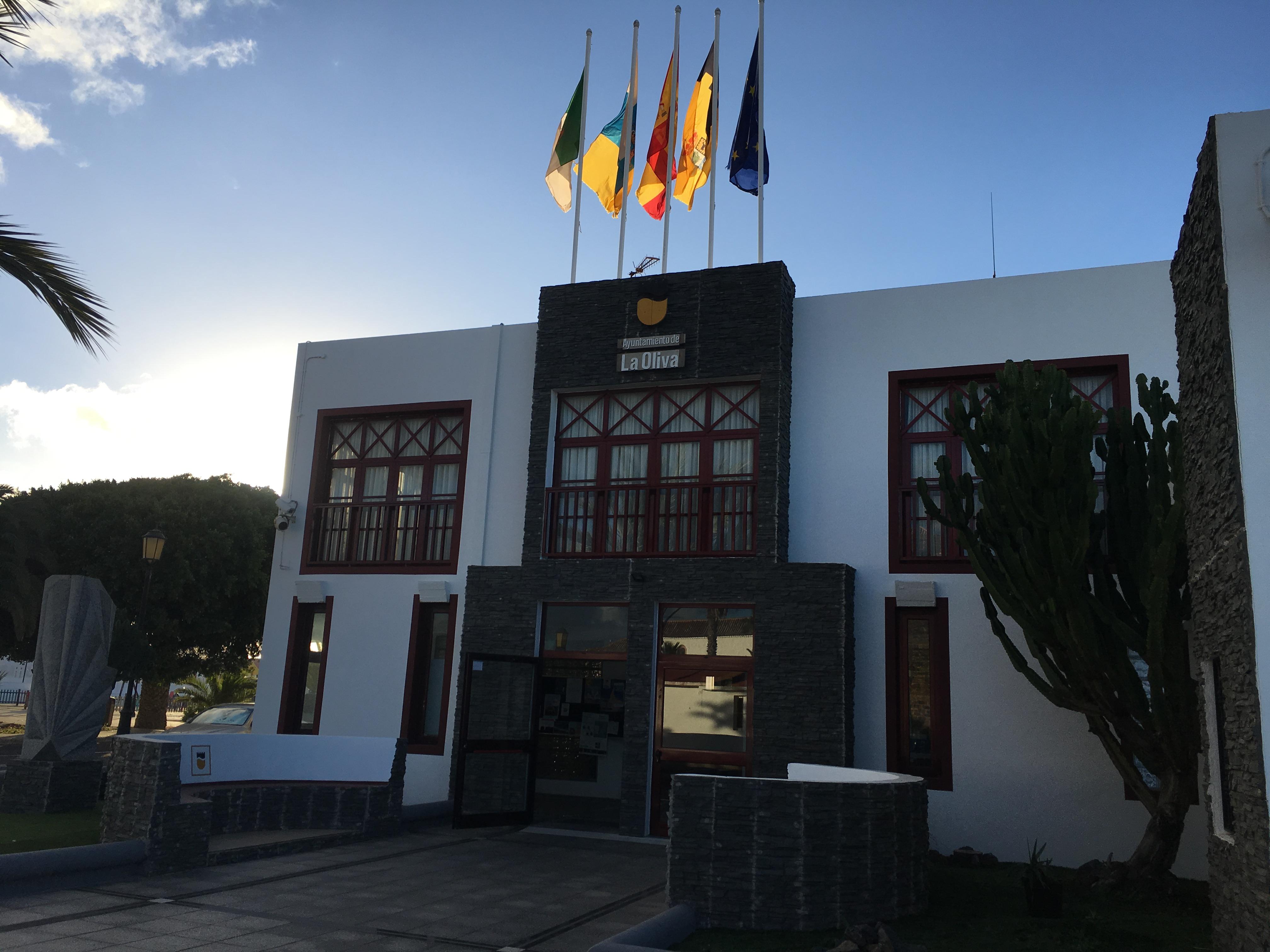 El ayuntamiento la oliva convoca bolsa de trabajo de auxiliares administrativos canarias noticias - Bolsa de trabajo las palmas ...