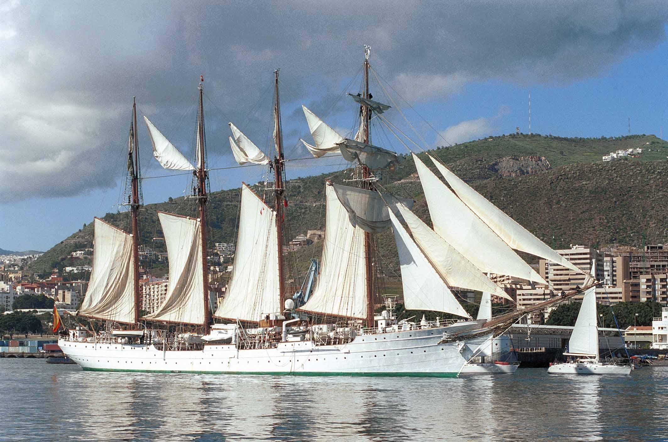 Buque escuela Juan Sebastián Elcano