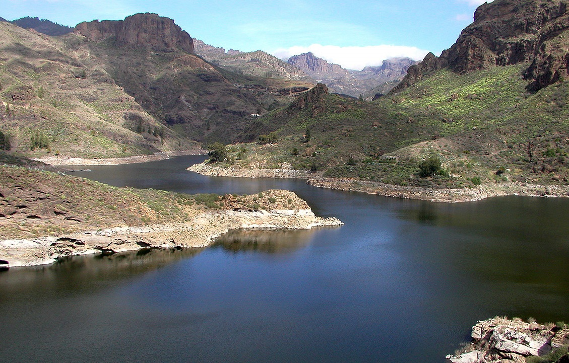 Presa de Soria, Mogán Gran Canaria