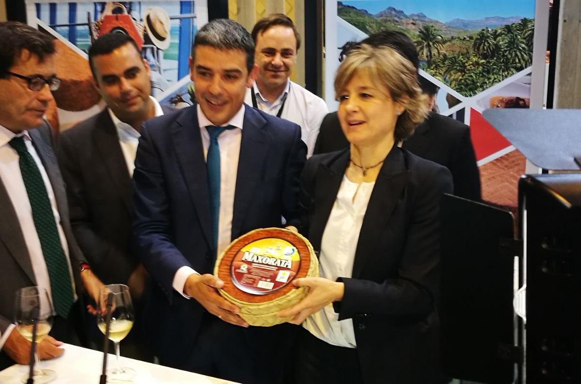 Maxorata Pimentón, Mejor queso de España