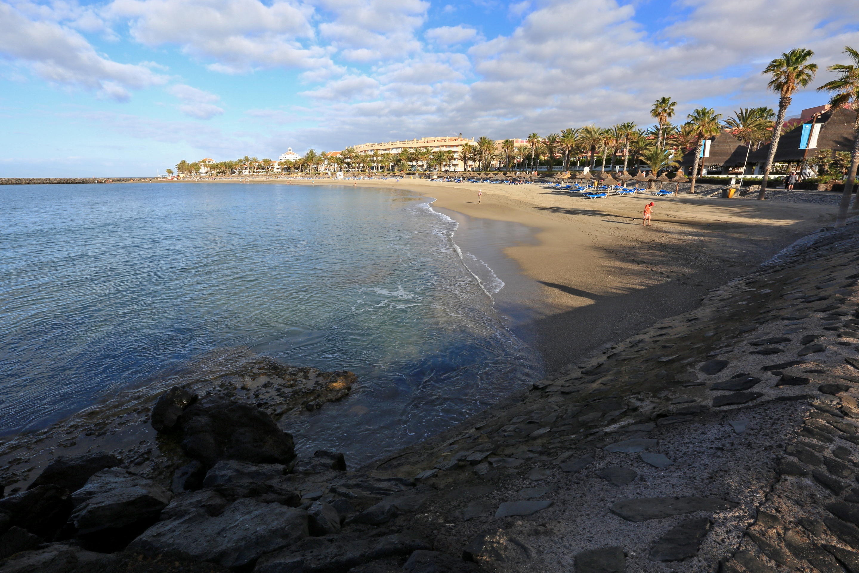 Playa del Camisón en Arona