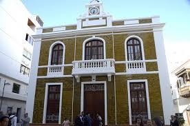 Casa Amarilla de Arrecife de Lanzarote