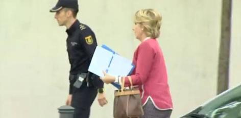 Esperanza Aguirre en el Caso Gürtel