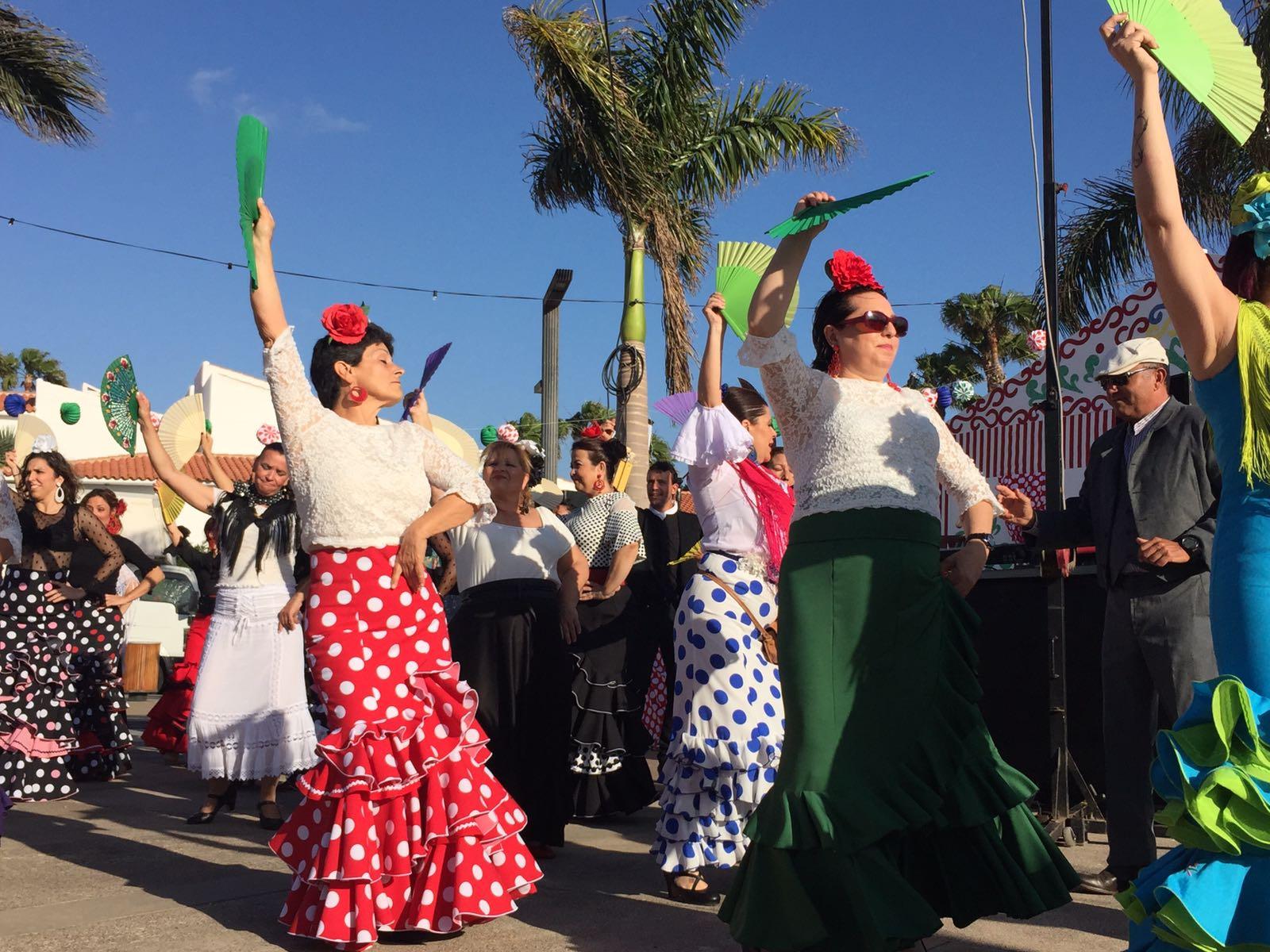 Feria de Abril en Caleta de Fuste, Fuerteventura