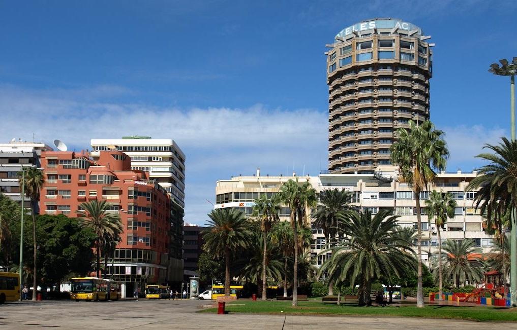 Hotel en Las Palmas de Gran Canaria