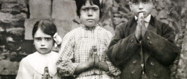 Niños pastores de Fátima