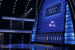 Imagen del programa The Wall de la NBC