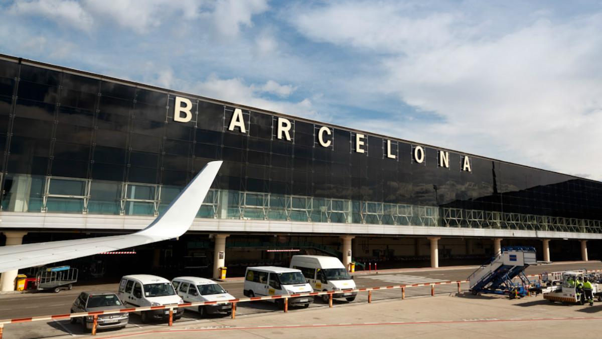 Aeropuerto de El Prat en Barcelona