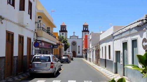 Viviendas en La Aldea de San Nicolás