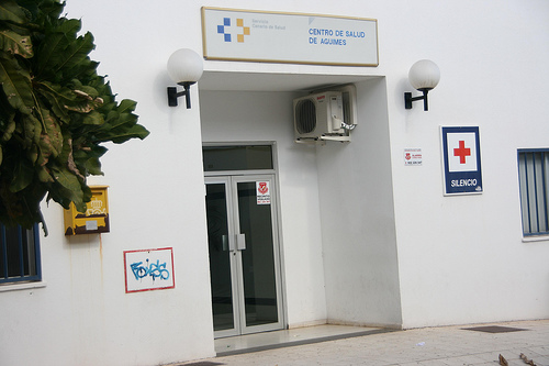 Centro de Salud de Agüimes