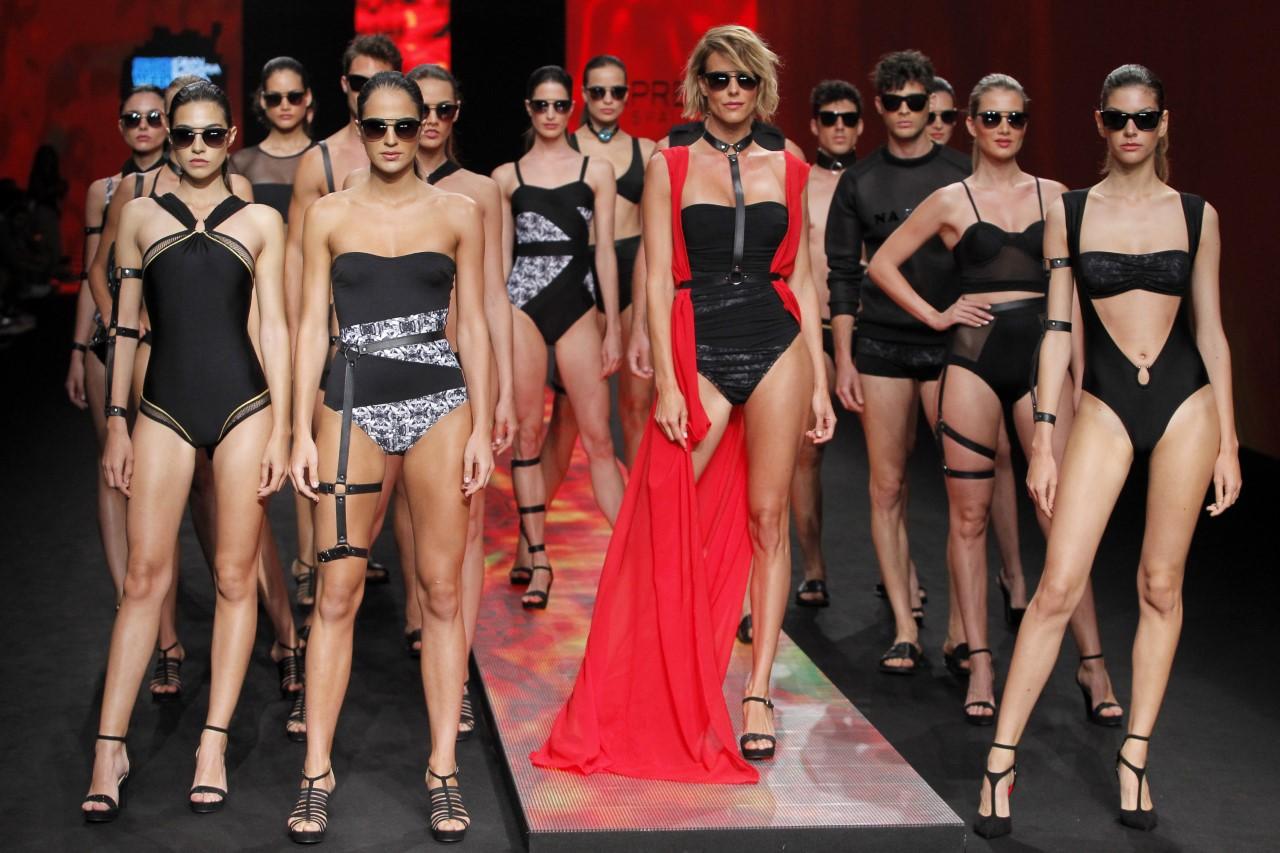 Resultado de imagen de Semana de la Moda Baño de Gran Canaria 2017