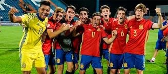 Selección española Sub-17