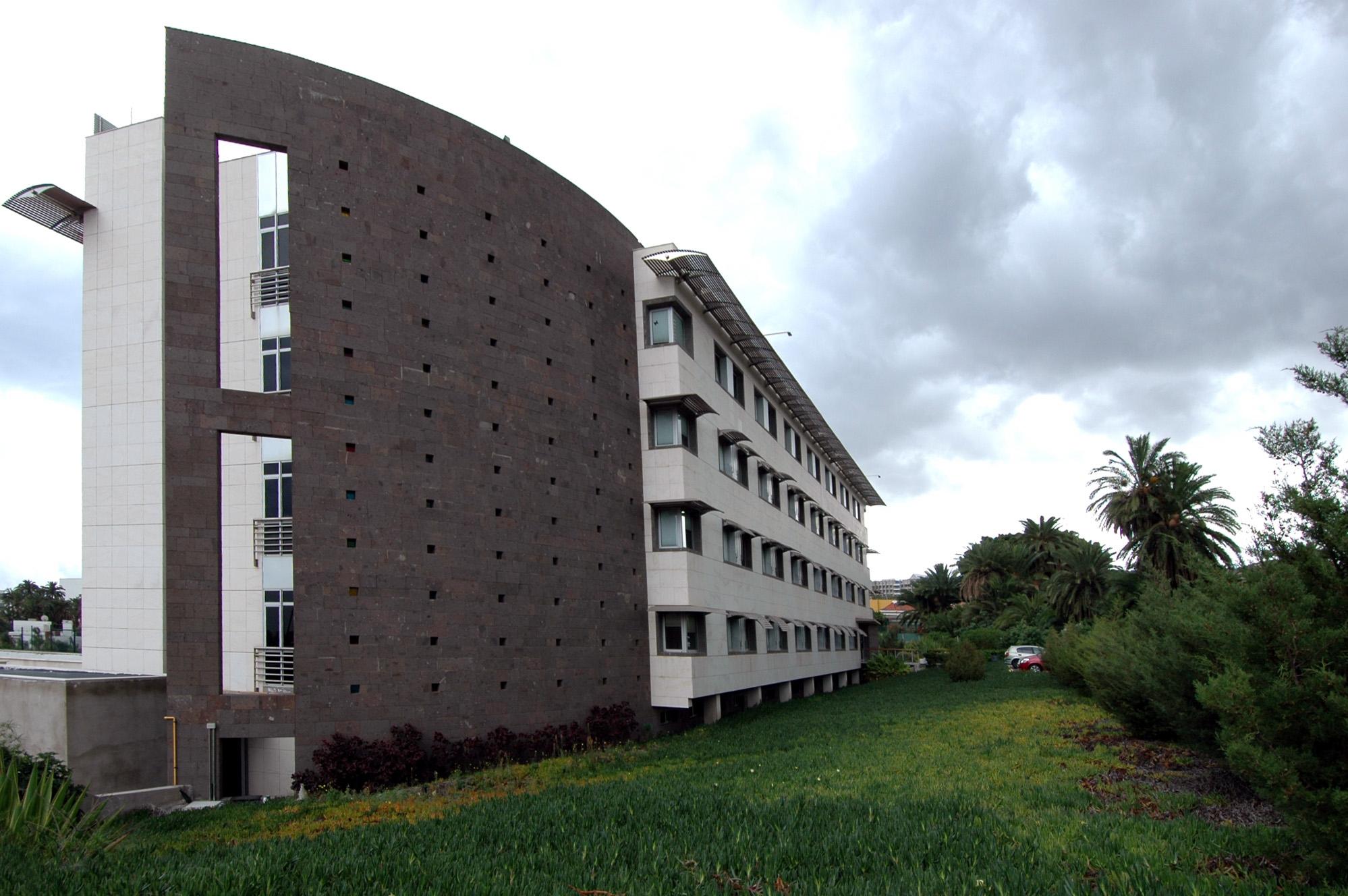 Residencia universitaria Campus
