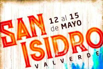 Cartel de las Fiestas de San Isidro 2017 en Valverde, El Hierro