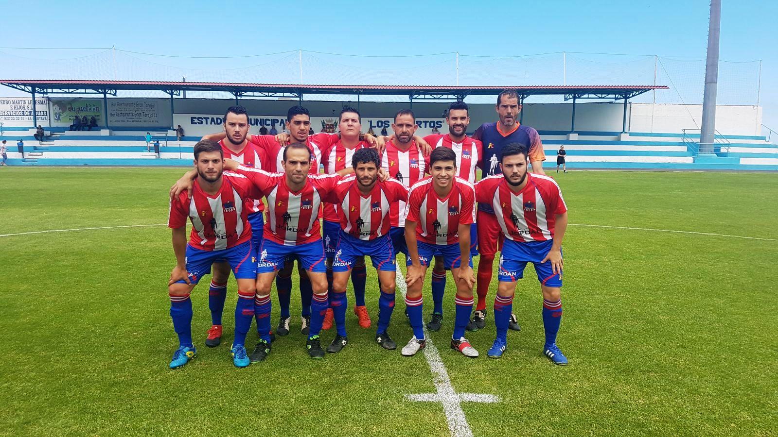 Equipo de fútbol UDV Frontera