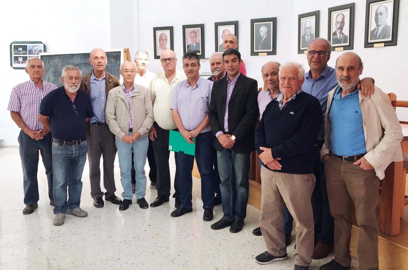 Visita de Narvay Quintero a Ingenio