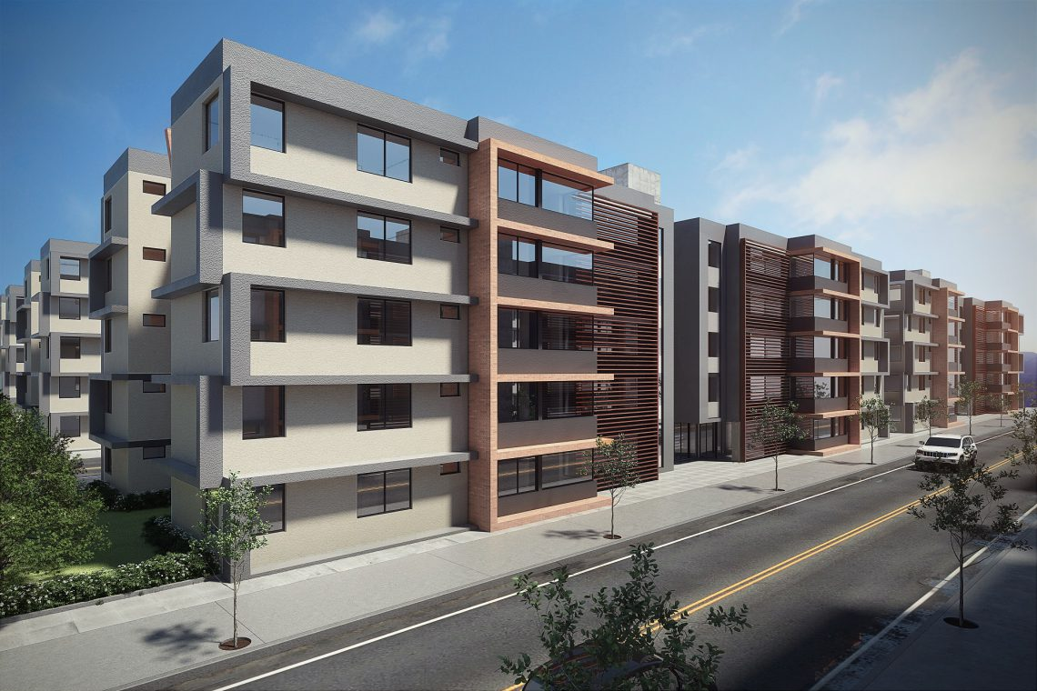 El precio de la vivienda sube el 4 en abril en canarias for Viviendas industrializadas precios