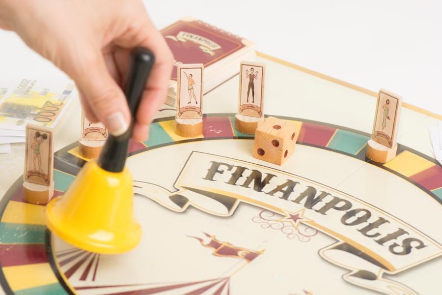 Juego de Finanpolis