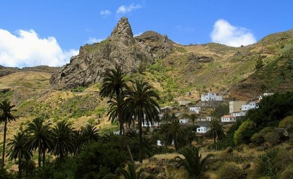 Foto de Imada en La Gomera