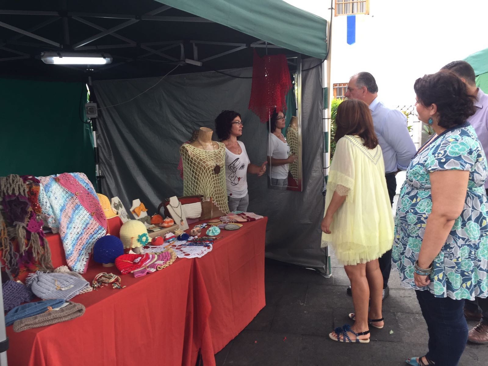 Feria de Artesanía de San Juan en Telde