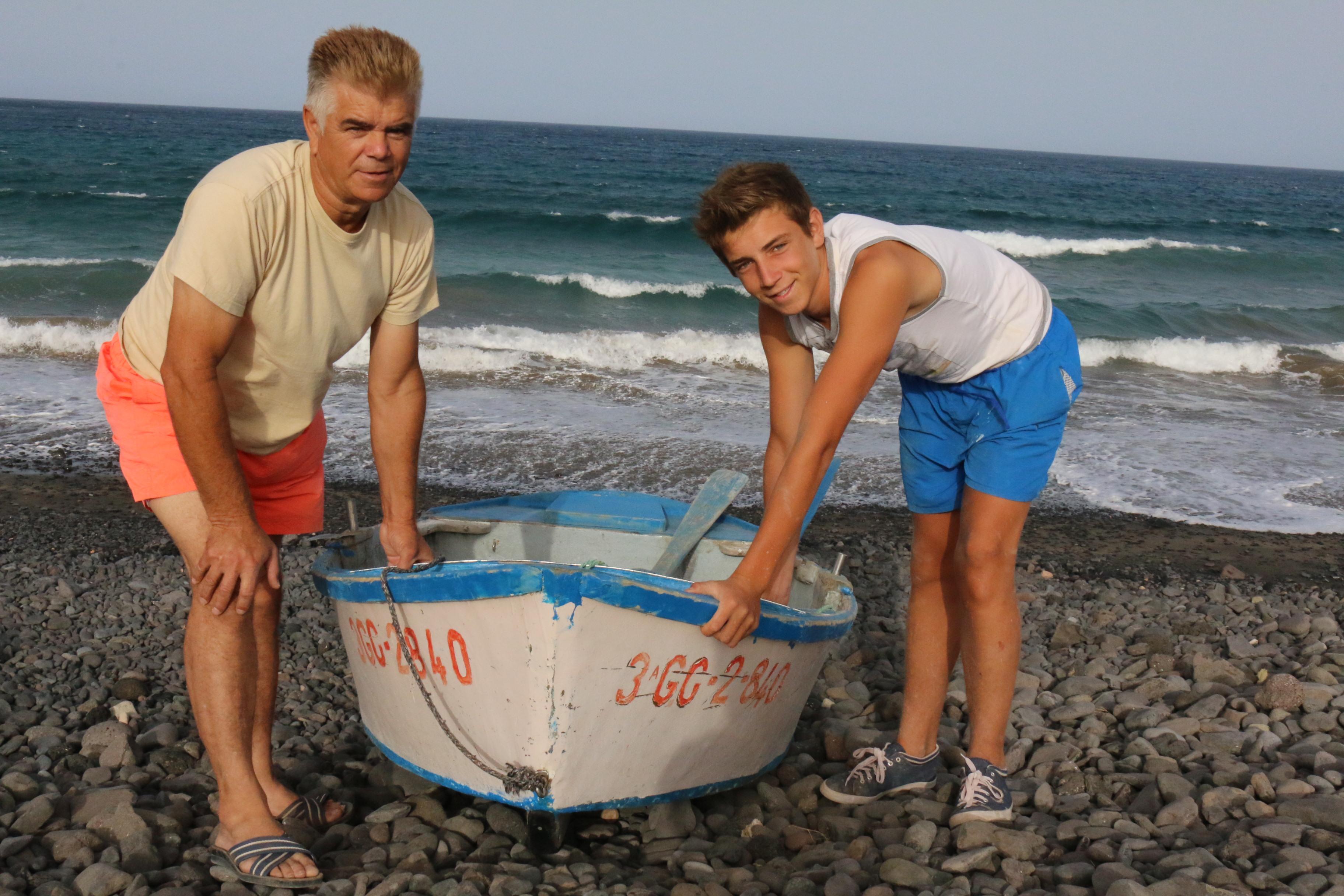 Jacinto y David