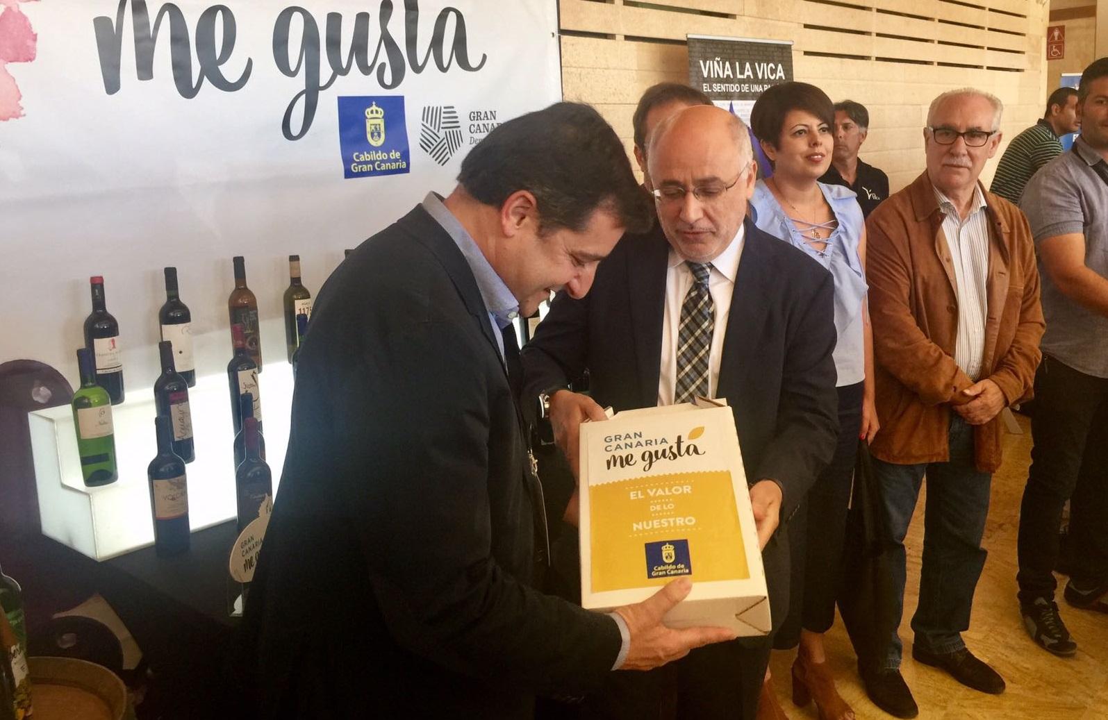 Antonio Morales y Josep Roca