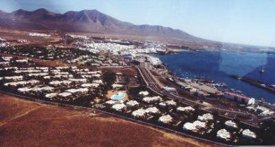 Complejo de Montaña Roja de Lanzarote