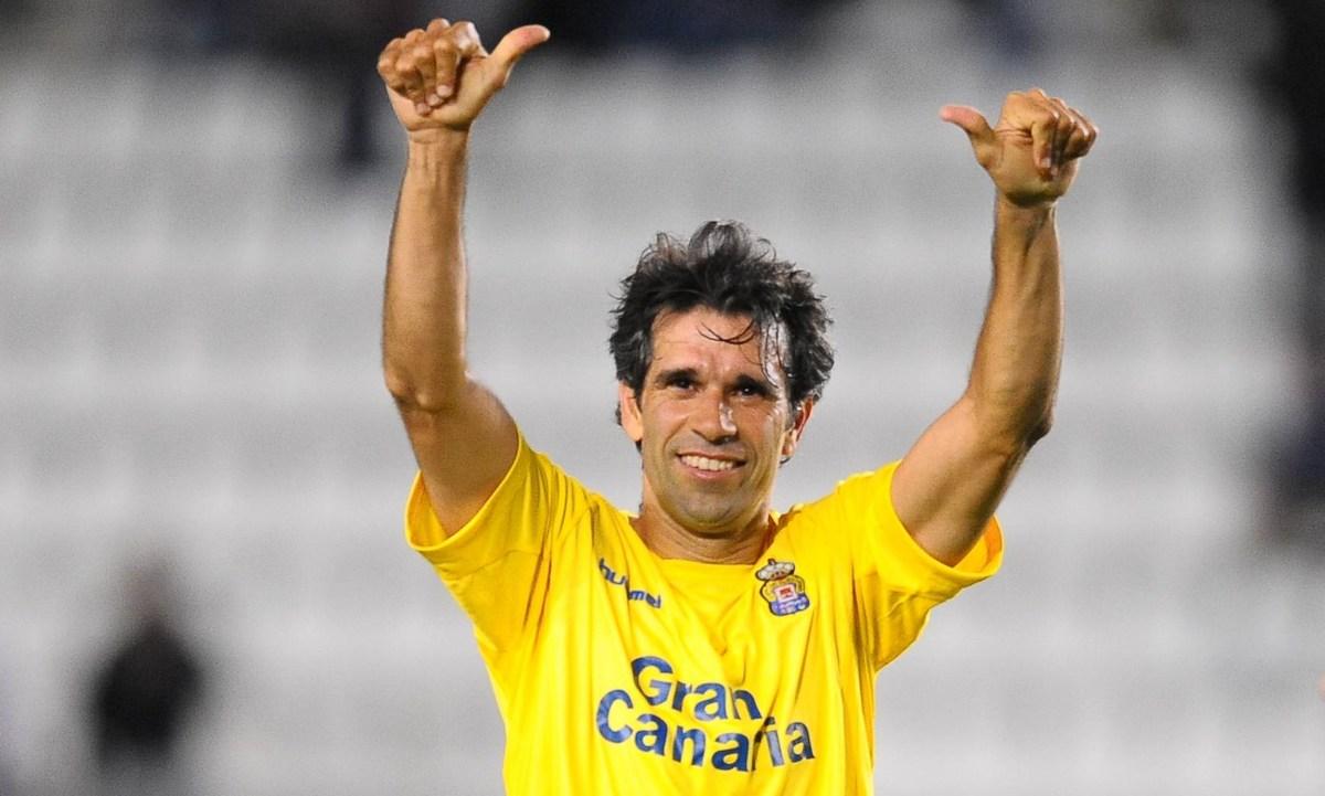 Juan Carlos Valerón entrenará al equipo infantil B de la UD Las Palmas