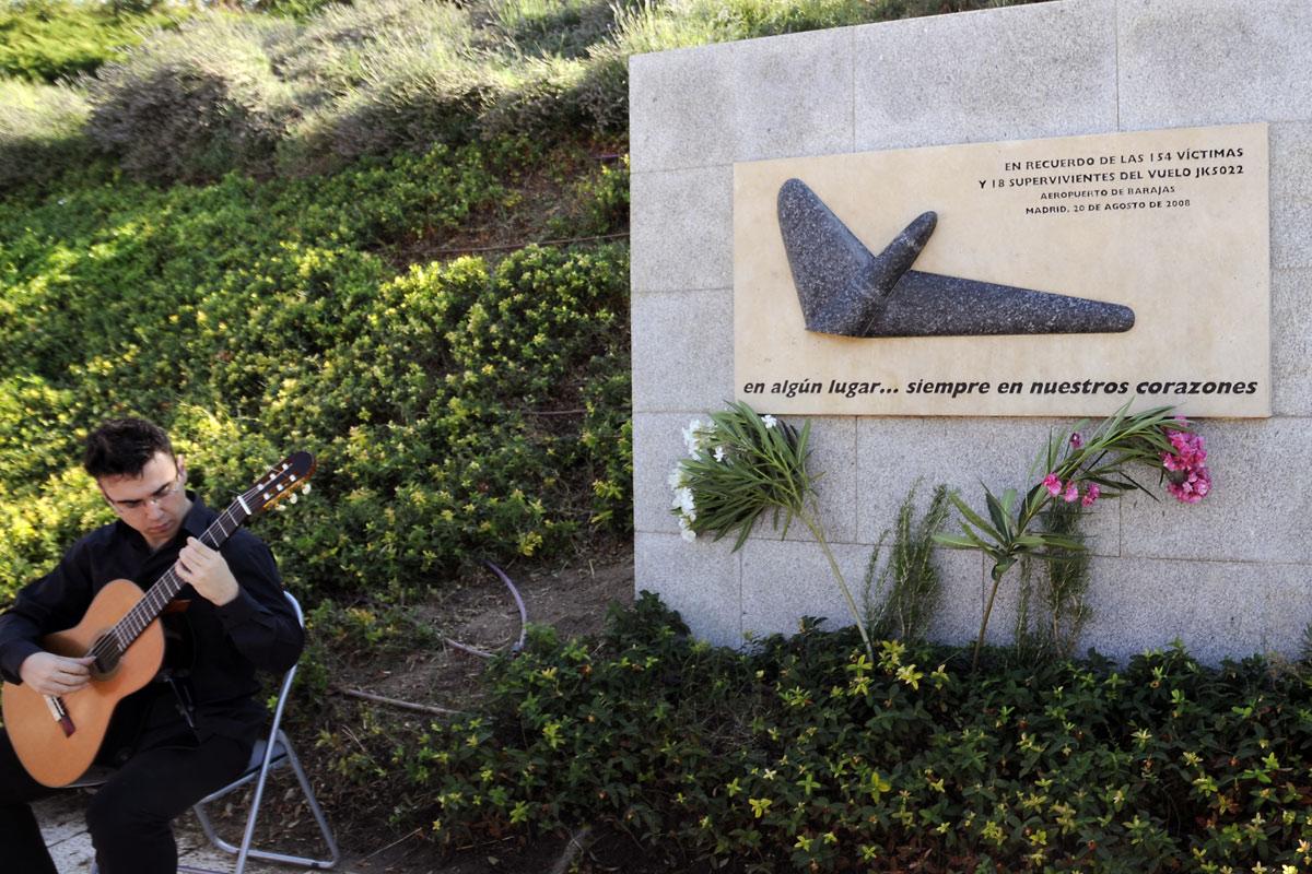 Tenerife pide que las Cortes investiguen el accidente del JK5022