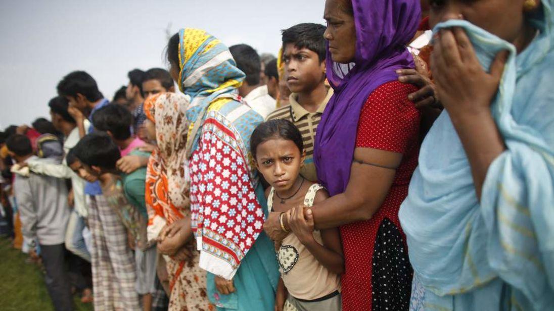 Mujeres de Bangladesh