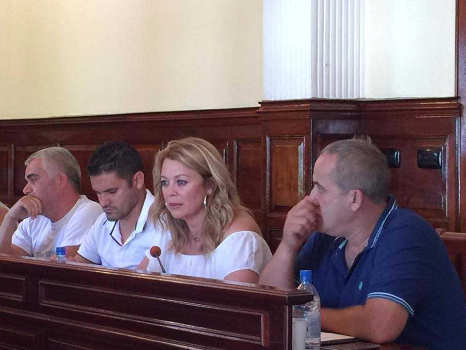 Isabel Guerra tacha de graves las medidas de seguridad que se dieron en la Verbena Canaria