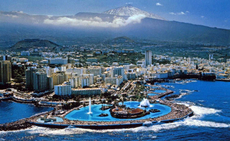Puerto de la cruz cierra el primer semestre con un 8 9 - Hoteles en puerto de la cruz baratos ...
