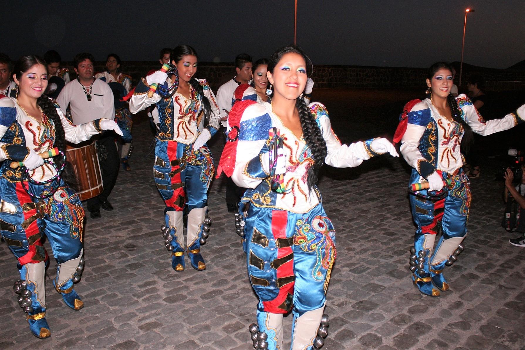 La XXIV Muestra Folclórica de los Pueblos se inicia este jueves en ...