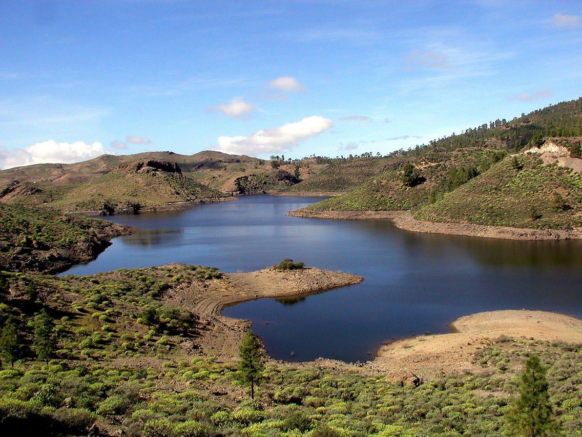 Gran canaria malgasta el agua equivalente a llenar for Cubas de agua para llenar piscinas