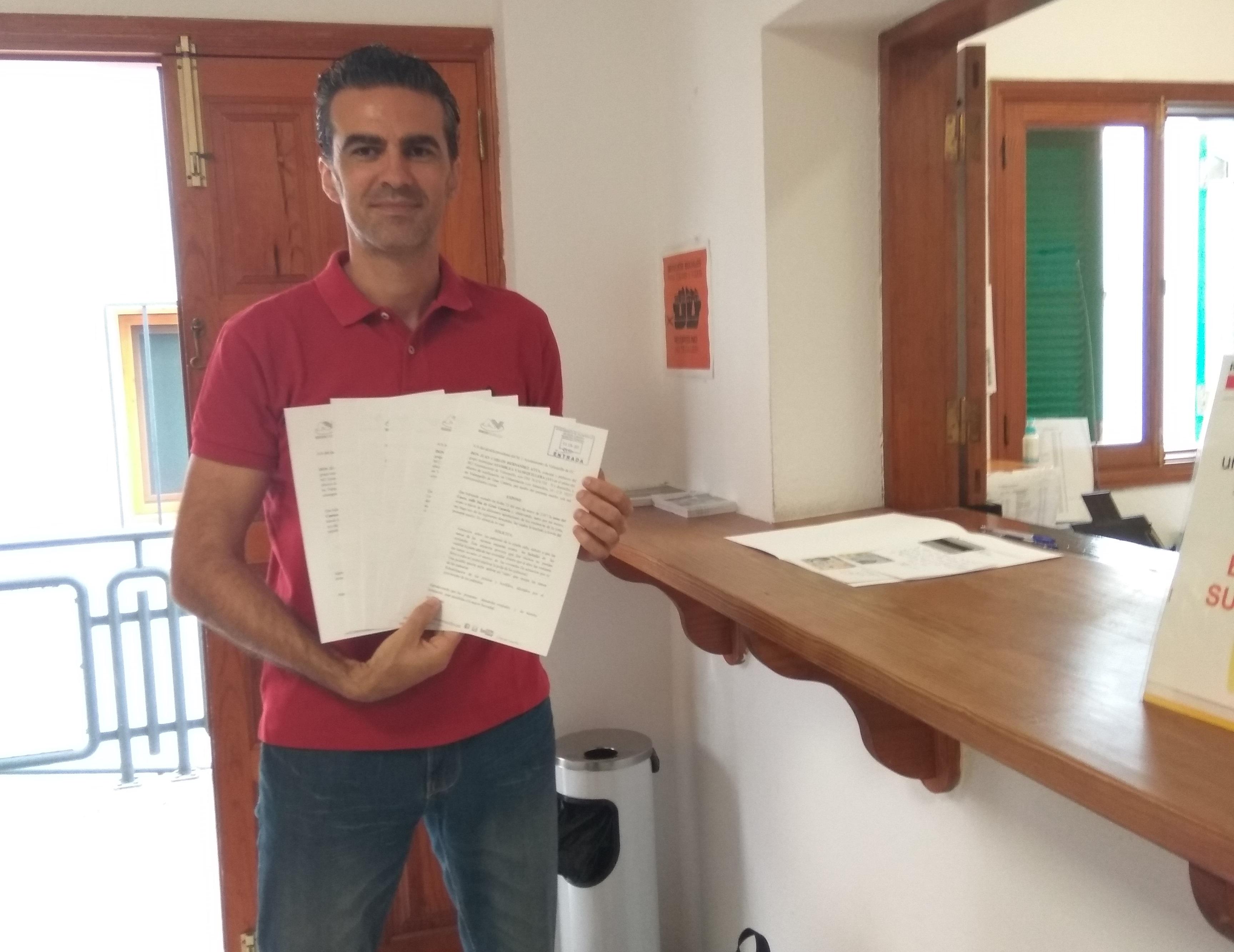 Asamblea Valsequillera lleva a pleno su propuesta de ayuda a los pensionistas