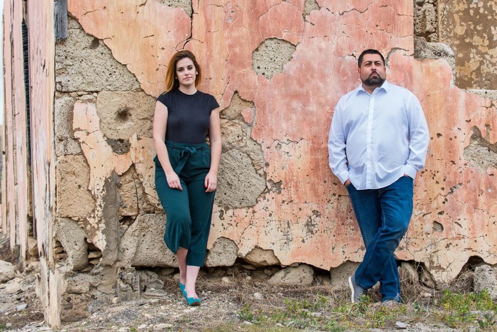 Concierto de Carla Vega y Jorge Granados en el 'Músicas de ida y vuelta'