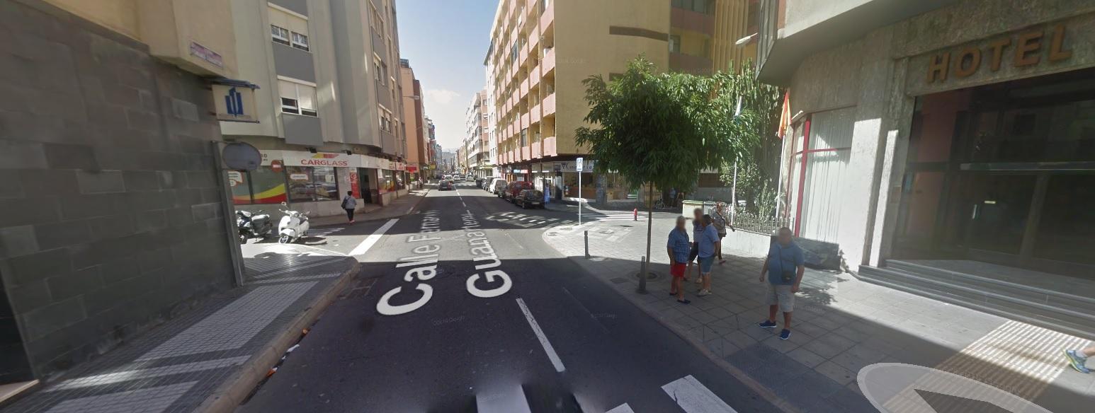 Las Palmas de Gran Canaria instalará dos nuevas cámaras de videovigilancia en Guanarteme