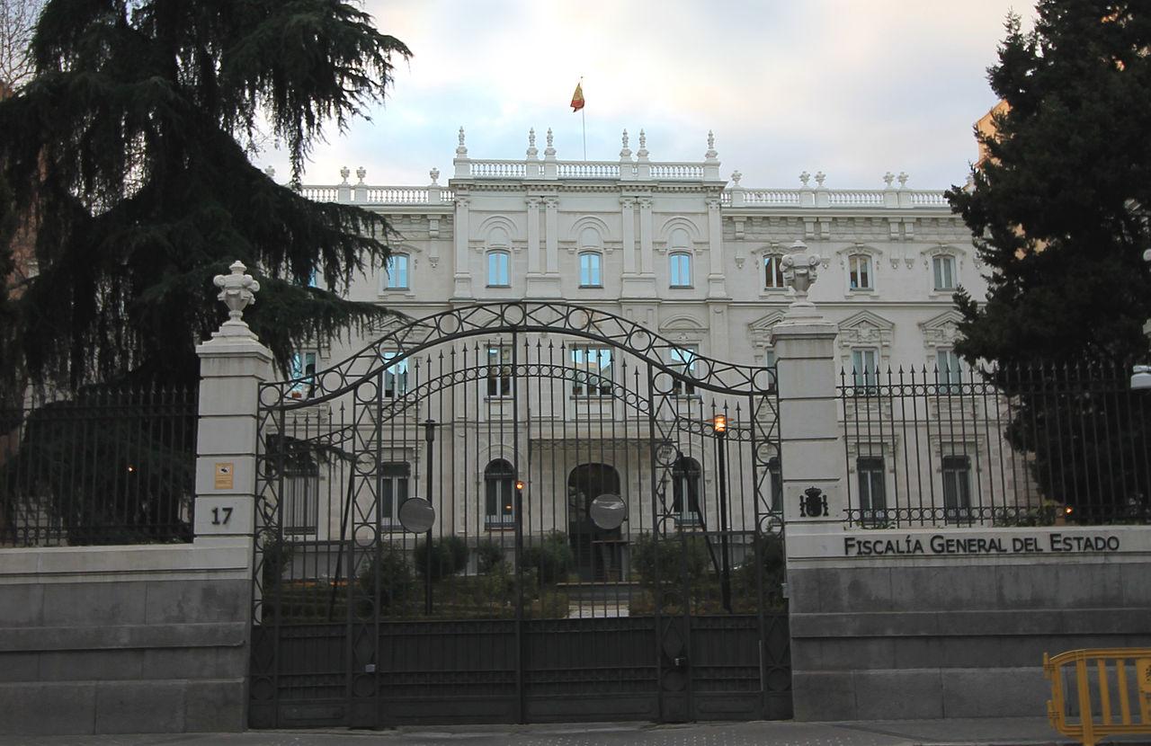 Fiscalía General del Estado en Madrid