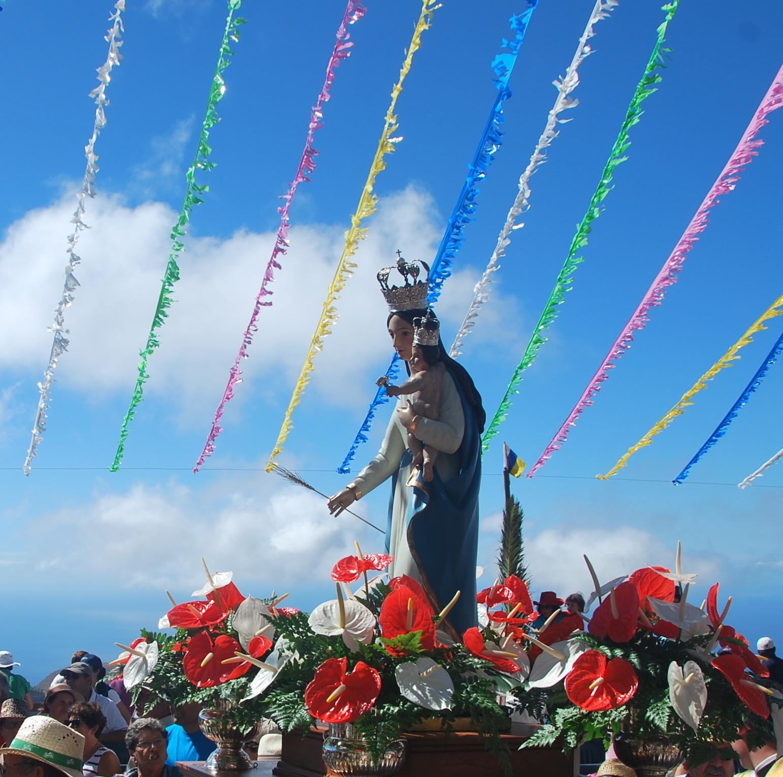 Virgen de El Paso