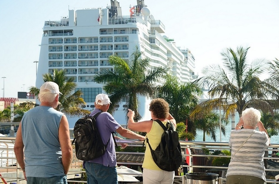Ocho cruceros llegan este fin de semana a Las Palmas de Gran Canaria