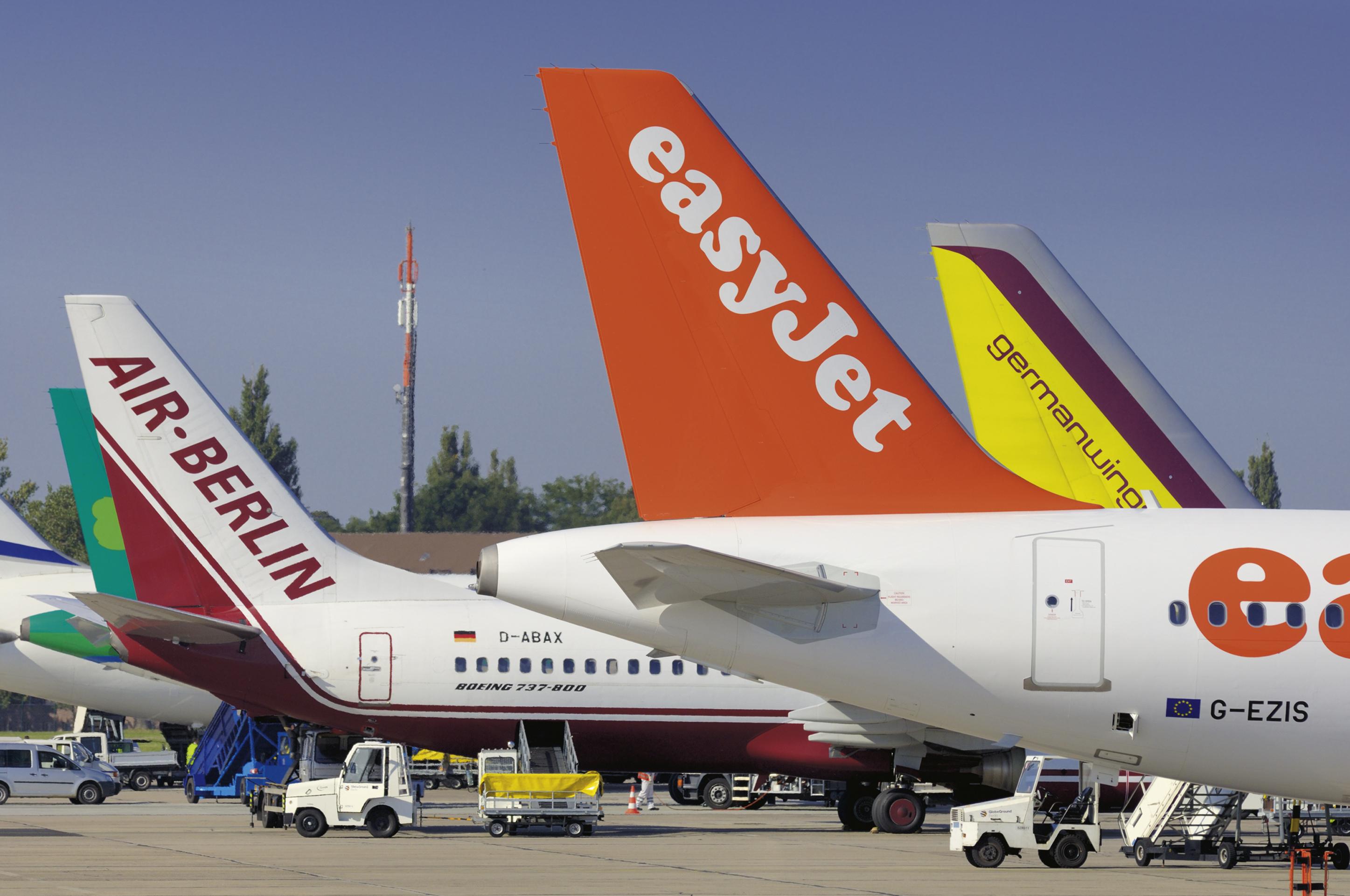 """Los vuelos """"low cost"""" cuadruplicaron a los tradicionales hasta septiembre"""