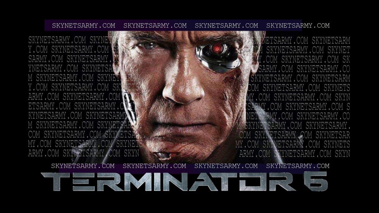 Terminator 6 se rodará en España