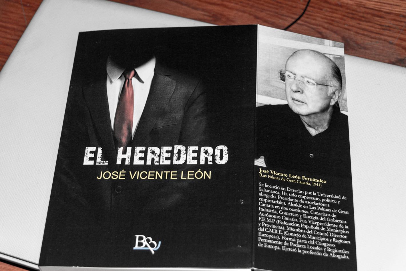 """""""El heredero"""", una gran novela"""