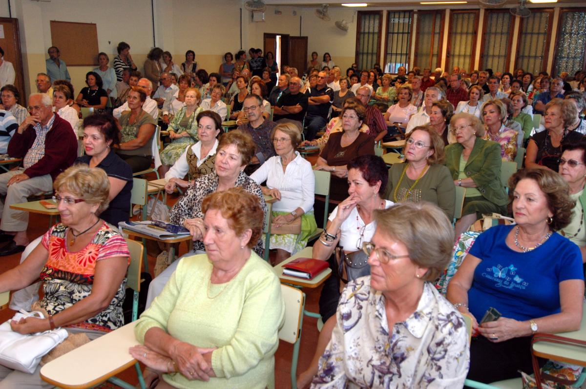 La ULPGC cuenta con más de 800 matriculados en los Programas Especiales para Mayores de 55 años