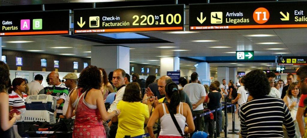 El número de pasajeros llegados a Tenerife en octubre aumentó un 8,1%