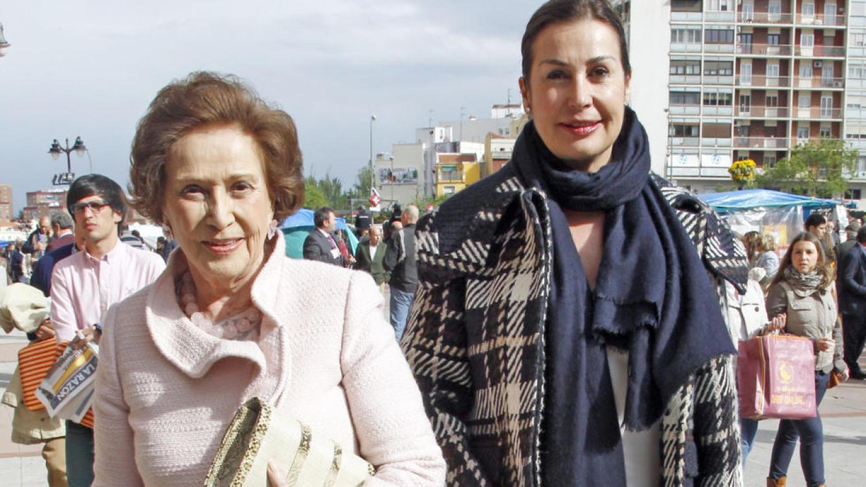 Carmen Franco sufre un cáncer terminal