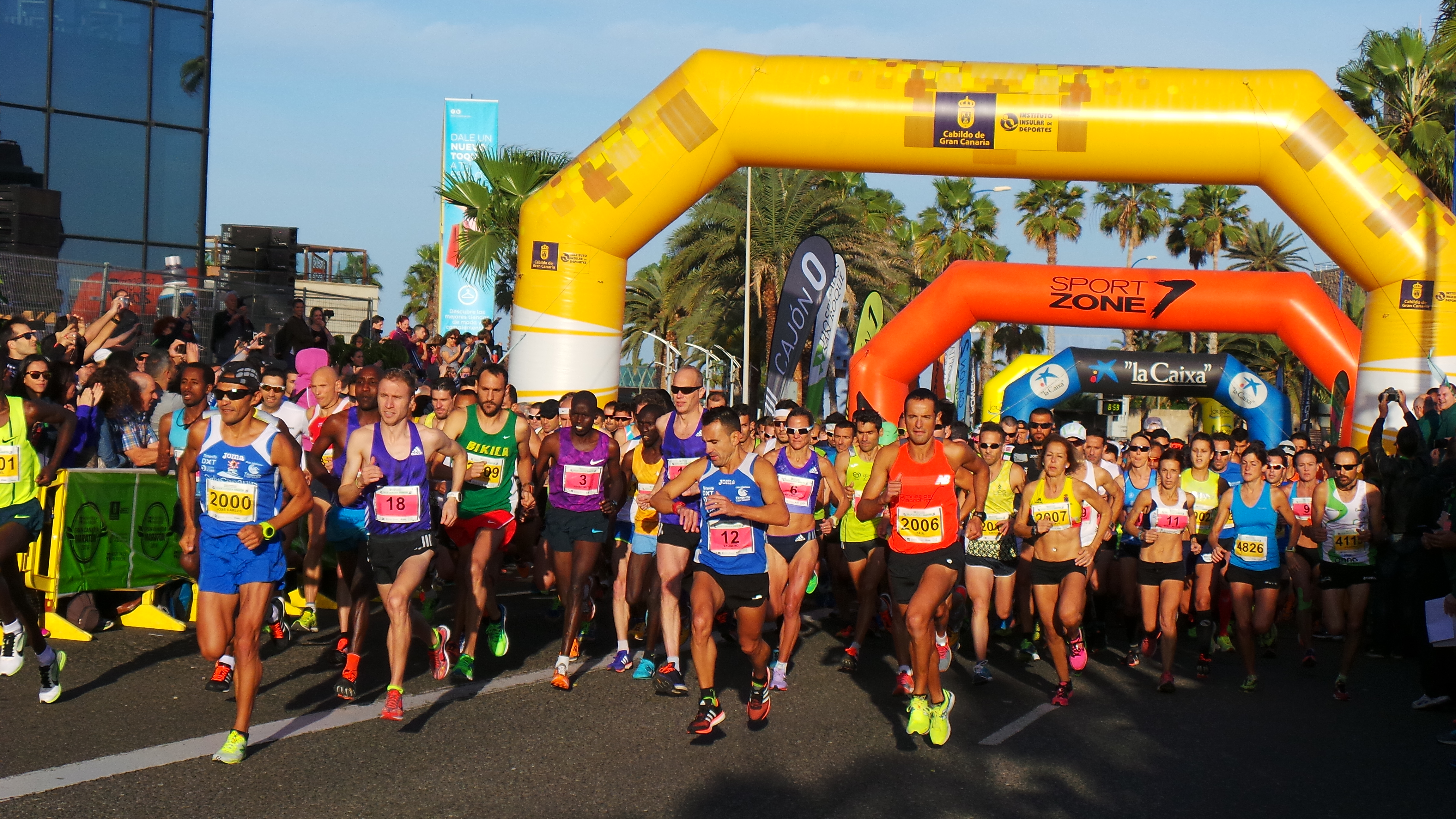 La RFEA garantiza al Cajasiete Gran Canaria Maratón su inclusión en el calendario oficial