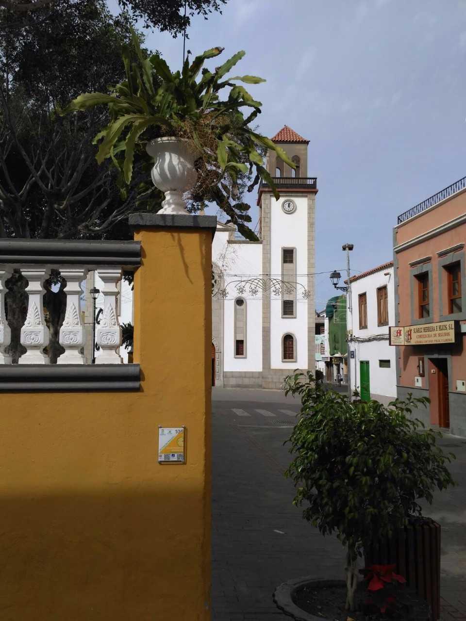 Circuito San Nicolas : La aldea de san nicolás inaugura este sábado su primer