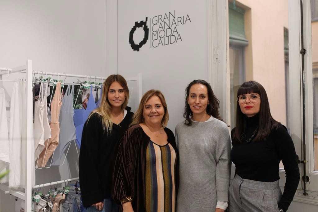 Telde habla los dise adores de gran canaria pisan fuerte - Salones de moda 2017 ...