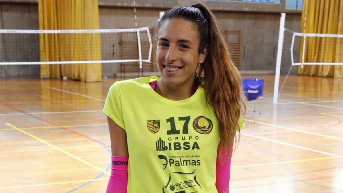 La jugadora transgénero Omy Perdomo regulariza su situación y podrá debutar